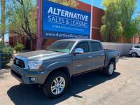2015 Toyota Tacoma PreRunner Limited 3 MONTH/3,000 MILE NATIONAL POWERTRAIN WARRANTY