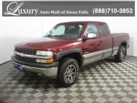 Pre-Owned 1999 Chevrolet Silverado 1500 LT Truck Extended Cab for Sale in Sioux Falls near Brookings