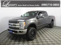 Pre-Owned 2018 Ford F-250 Truck Crew Cab for Sale in Sioux Falls near Brookings