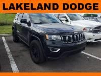 Pre-Owned 2017 Jeep Grand Cherokee Laredo