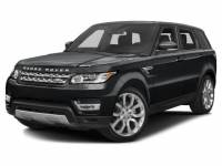 Used 2017 Land Rover Range Rover Sport 3.0L V6 Supercharged HSE in Houston