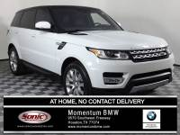 Used 2016 Land Rover Range Rover Sport 3.0L V6 Supercharged HSE in Houston