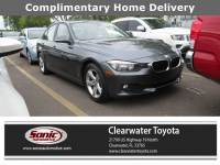 2015 BMW 320i 320i Sedan 4D Sedan in Clearwater