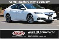 Used 2017 Acura TLX V6 SH-AWD with Advance Package For Sale in Colma CA | Stock: HA002396 | San Francisco Bay Area