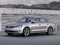 Certified 2014 Volkswagen Passat 2.0L TDI SEL Premium Sedan