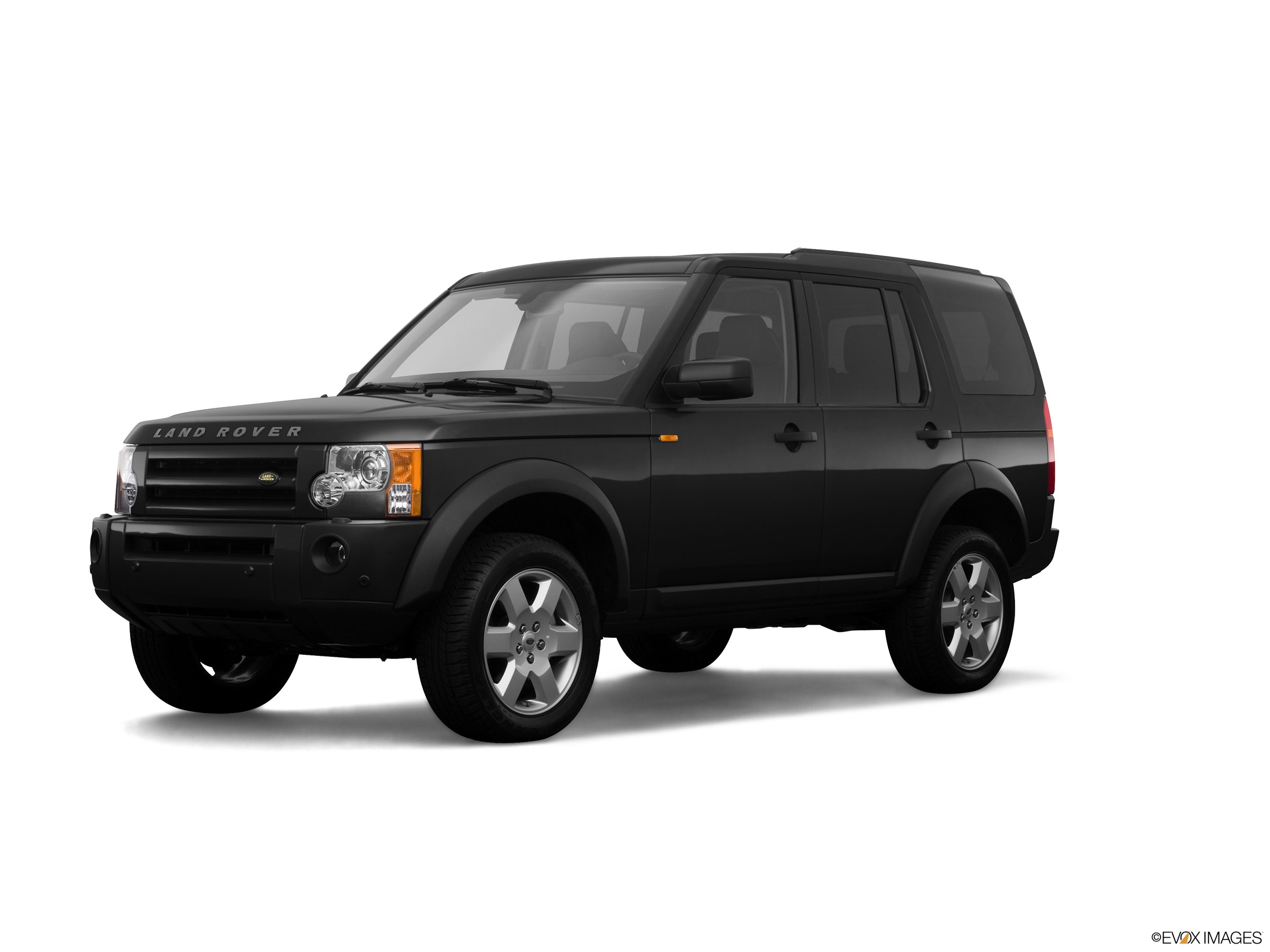 Photo Used 2008 Land Rover LR3 HSE in Houston