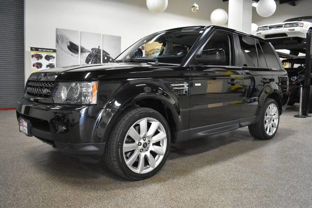 Photo 2013 Land Rover Range Rover Sport HSE