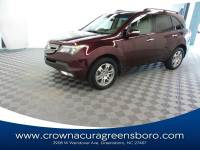 Pre-Owned 2007 Acura MDX Tech/Entertainment Pkg in Greensboro NC