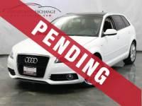 2011 Audi A3 Premium Plus S-Line Quattro AWD