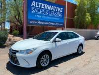 2017 Toyota Camry LE 5 YEAR/60,000 MILE NATIONAL POWERTRAIN WARRANTY