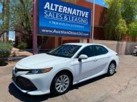 2018 Toyota Camry LE FULL MANUFACTURER WARRANTY