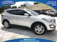 Used 2013 Hyundai Santa Fe Sport 2.0T For Sale in Orlando, FL | Vin: 5XYZU3LA8DG077975