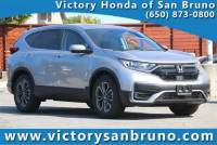New 2020 Honda CR-V EX-L Sport Utility For Sale or Lease in Soquel near Aptos, Scotts Valley & Watsonville