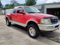 1998 Ford F-150 Ext Cab 4x4 Lariat