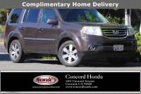 2012 Honda Pilot Touring w/RES/Navi 4WD in Concord