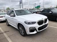 2018 BMW X3 M40i SUV