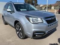 Used 2017 Subaru Forester 2.5i Premium Silver near San Diego | VIN: JF2SJAEC9HH509338