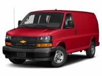 New 2020 Chevrolet Express Cargo Van 2500 Regular Wheelbase Rear-Wheel Drive