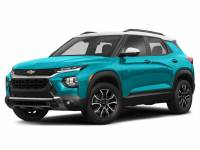 New 2021 Chevrolet Trailblazer AWD 4dr RS