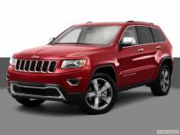 Pre-Owned 2014 Jeep Grand Cherokee Limited 4x4 SUV in Johnstown, PA
