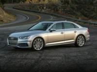 Pre-Owned 2017 Audi A4 Premium
