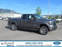 2014 Ford F-150 FX4 Truck SuperCab Styleside V-6 cyl