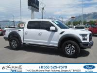 2018 Ford F-150 Raptor Truck SuperCrew Cab V-6 cyl