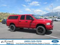 2003 Dodge Ram 3500 Laramie Truck Quad Cab I-6 cyl