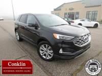 Pre-Owned 2019 Ford Edge Titanium