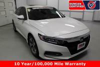 Used 2018 Honda Accord For Sale at Duncan Hyundai | VIN: 1HGCV2F53JA030734