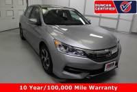 Used 2017 Honda Accord For Sale at Duncan Hyundai | VIN: 1HGCR2F31HA215281