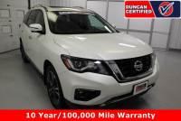 Used 2017 Nissan Pathfinder For Sale at Duncan Hyundai | VIN: 5N1DR2MM4HC641397