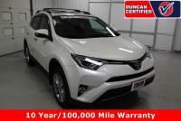 Used 2017 Toyota RAV4 For Sale at Duncan Hyundai | VIN: 2T3DFREV9HW635315