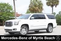 Used 2018 GMC Yukon XL SUV For Sale in Myrtle Beach, South Carolina