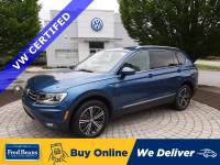 Used 2018 Volkswagen Tiguan For Sale at Fred Beans Volkswagen | VIN: 3VV2B7AX3JM120169