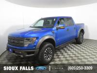 Pre-Owned 2014 Ford F-150 Raptor Crew Cab Shortbox for Sale in Sioux Falls near Brookings