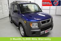 Used 2004 Honda Element For Sale at Duncan's Hokie Honda | VIN: 5J6YH28524L005383