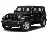 Pre-Owned 2020 Jeep Wrangler Unlimited Sahara 4x4