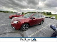 Used 2017 Subaru Forester Limited in Harrisburg, PA