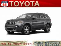 Used 2018 Jeep Grand Cherokee Limited Sport Utility in Raynham MA