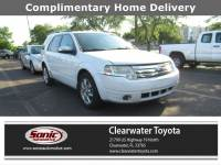 2008 Ford Taurus X Limited (4dr Wgn Limited FWD) SUV in Clearwater