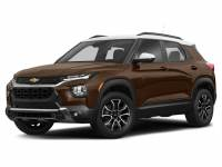 New 2021 Chevrolet Trailblazer AWD 4dr LT