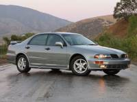 Used 2003 Mitsubishi Diamante For Sale at Moon Auto Group | VIN: 6MMAP67PX3T014728