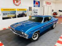 1969 Chevrolet Chevelle -SUPER SPORT TRIBUTE - CODE 71 LEMANS BLUE - BUILT 396 ENGINE -