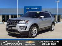 Pre-Owned 2017 Ford Explorer Limited FWD VIN1FM5K7FH5HGA86717 Stock NumberP1395