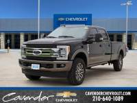 Pre-Owned 2019 Ford Super Duty F-350 SRW XL 4WD Crew Cab 6.75' Box VIN1FT8W3BT7KEC97042 Stock NumberP1396
