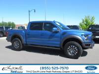 2020 Ford F-150 Raptor CREW CAB SHORT BED TRUCK V6 ECOBOOST HIGH OUTPUT