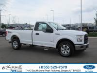 2016 Ford F-150 XL LONG BED TRUCK V6 ECOBOOST ENGINE