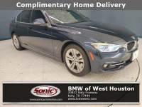 Used 2017 BMW 330e iPerformance Sedan near Houston