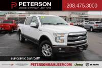 2016 Ford F-150 4WD Supercrew 145 Truck
